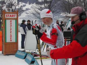 ÖM Biathlon Schüler  Saalfelden